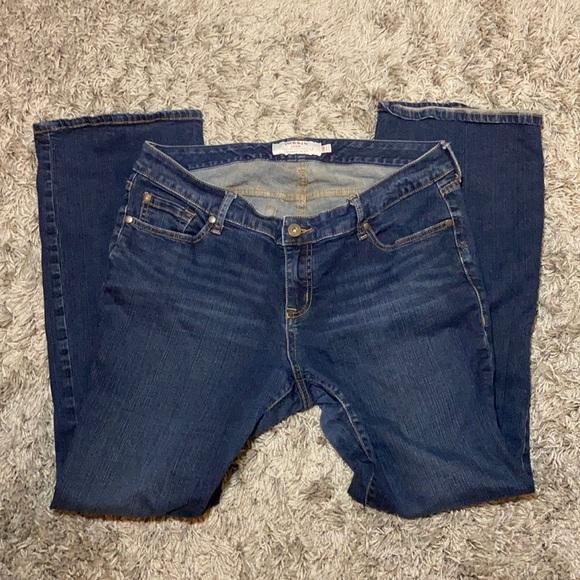 ❌SOLD❌Torrid Bootcut Medium Wash Jeans Size 14R